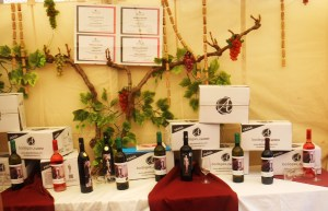 Wines and Awards from Alcovi.